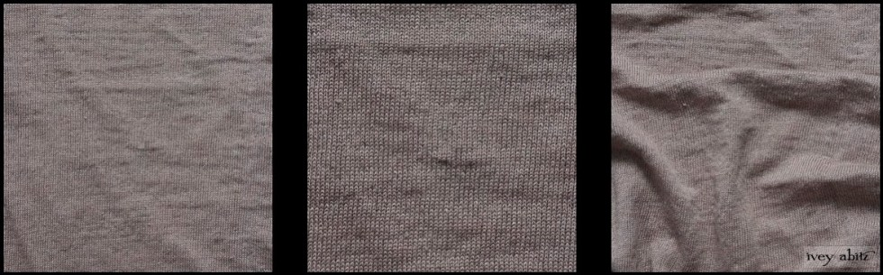 Signature Natural Linen Knit