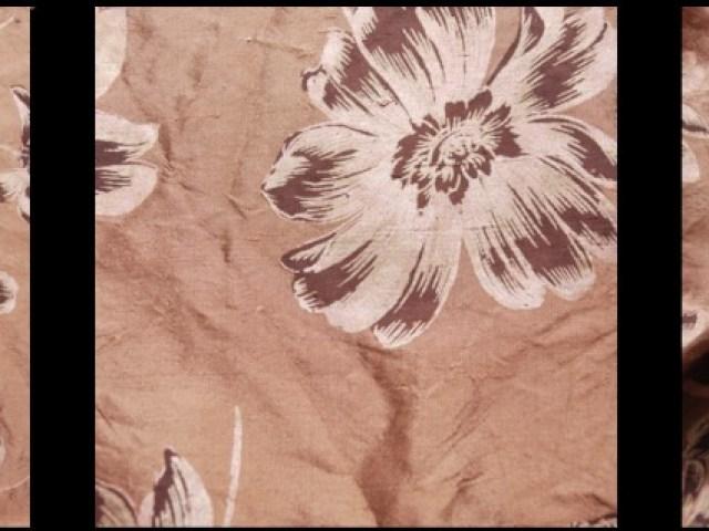 Brownstone Banister Floral Silk