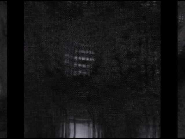 Chimney Open Weave Plaid Linen