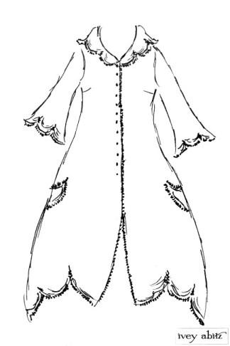 Celia Duster Coat 1