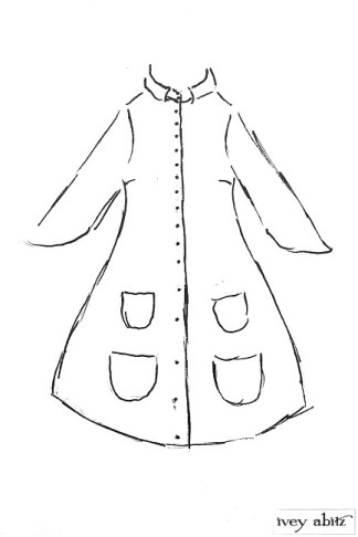 Phinneus Coat Dress 1
