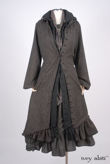 Wilhemena Duster Coat