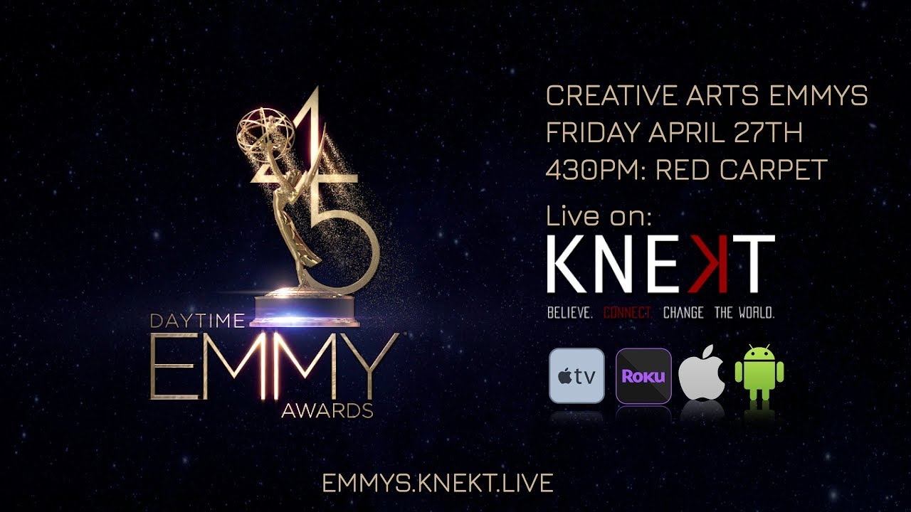 Video Carolyn Hennesy hosts Daytime Creative Emmy Red Carpet Show in Ivey Abitz couture
