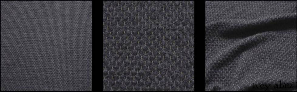 Misty Fog Puckered Knit