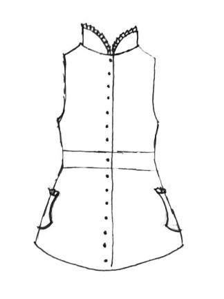 Mathilda Vest 1