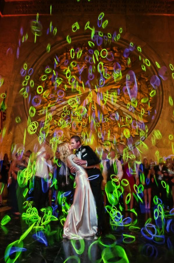 Natalie  Evans Hall of State Wedding at Fair Park in Dallas  DallasFort Worth Portrait
