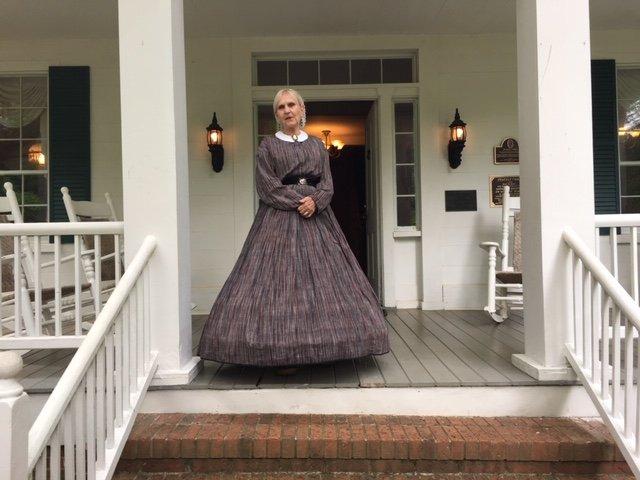 Dintorni di Atlanta, Via col vento e  la casa di Rossella O'Hara a Jonesboro
