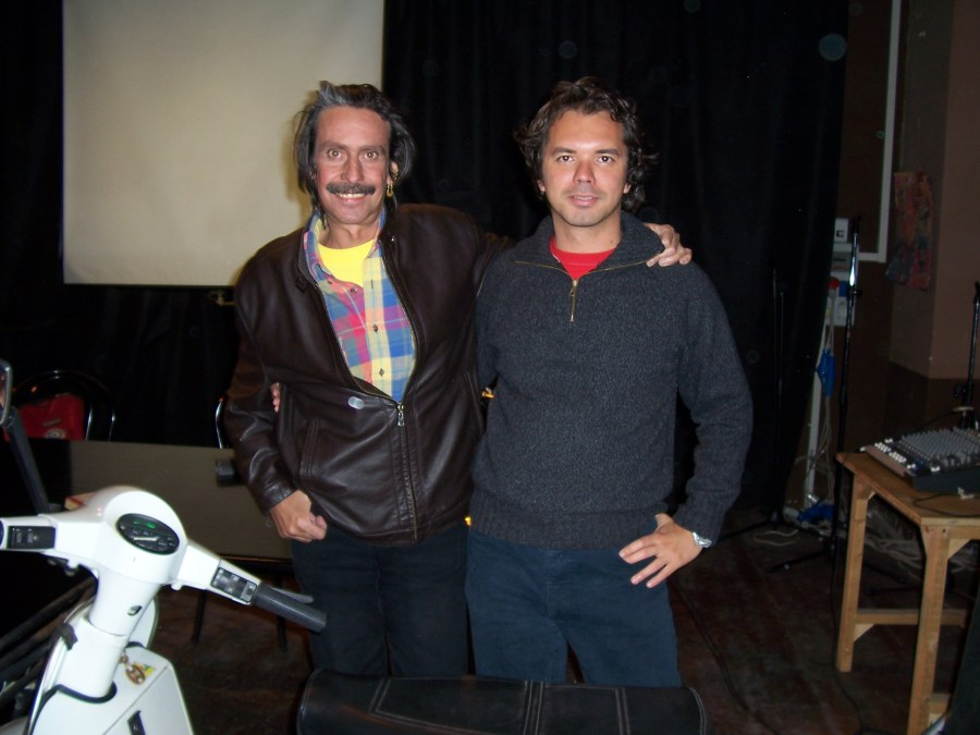 Clach e Giorgio Bettinelli
