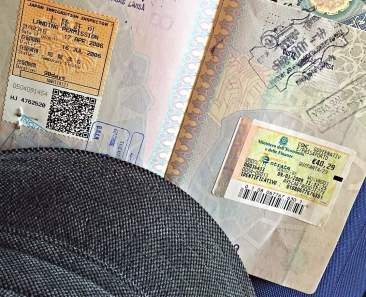 sicurezza e visti