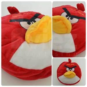 Bantal Angry Bird, Bantal Karakter, Bantal Promosi, Bantal Anak, Bantal Hamil 0813-2184-7425