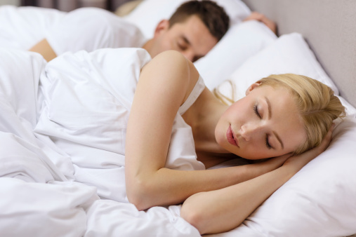 What your couple sleeping positions say about your ...
