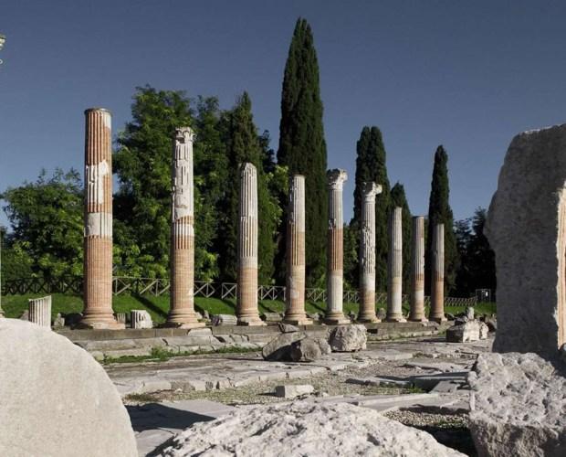 Foro Romano Aquileia_ph Matteo Lavazza Seranto