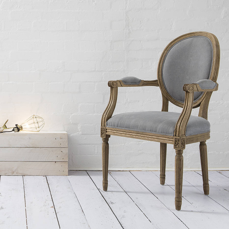 Sylvie French Chair  iVIP BlackBox