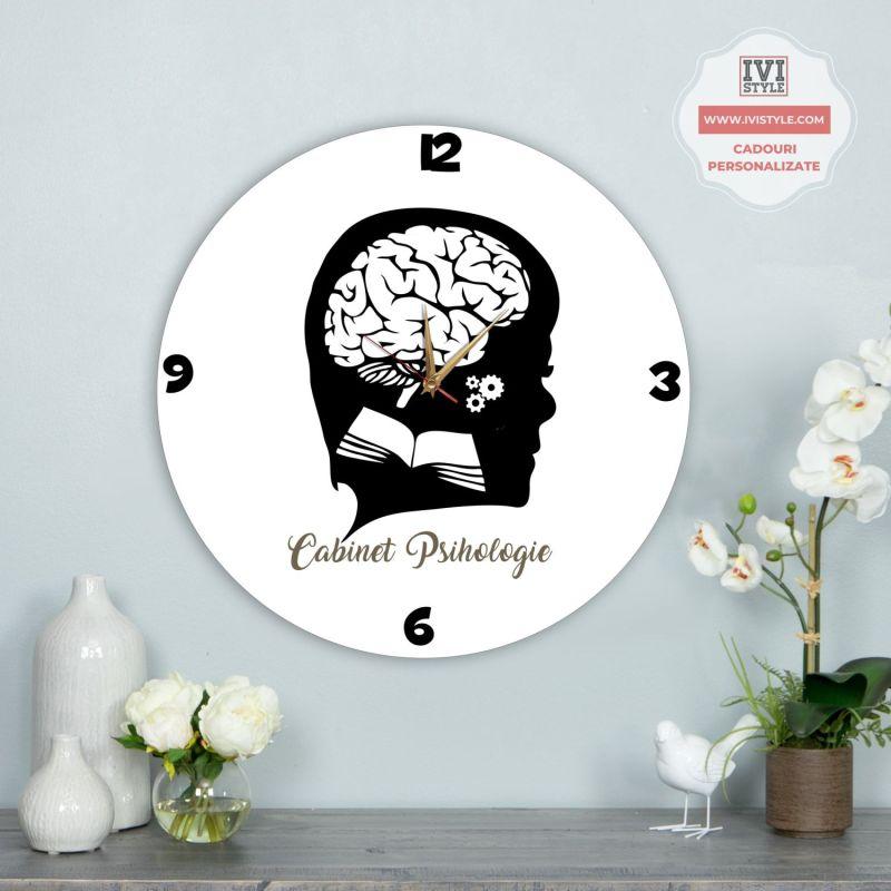 Ceas pentru medic psiholog personalizat 02
