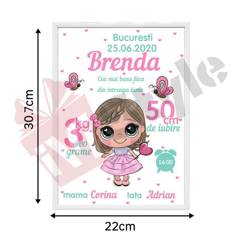 tablou-personalizat-pentru-copii-Papusica-Brendaa4