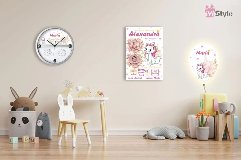 decoratiuni camera copil marie