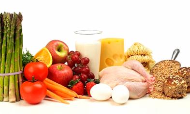 saludable frutas