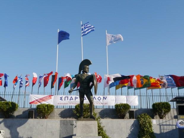 spartathlon-Grecia