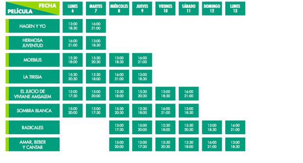 58 Muestra de Cine2