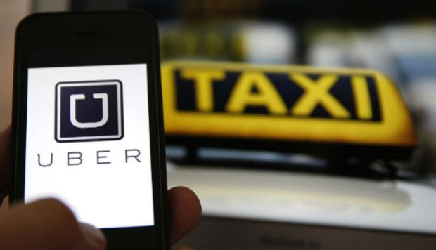 UBER:Taxi
