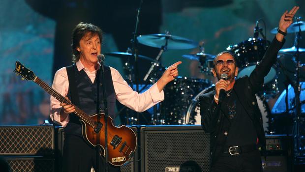 McCartney-Ringo