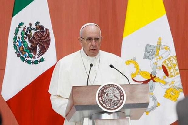 Papa-en-Mexico-Discurso