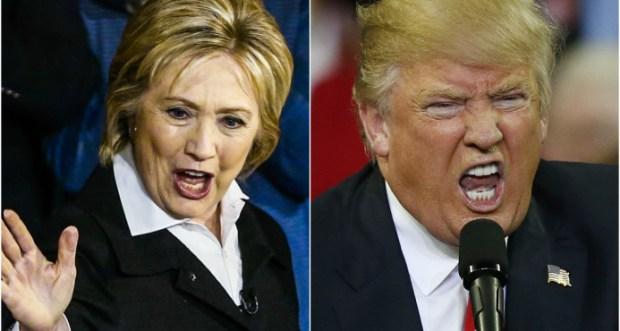 Hillary:Trump