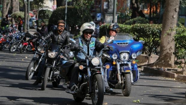 Motociclistas CDMX