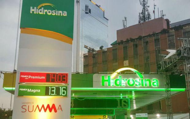 Hidrosina