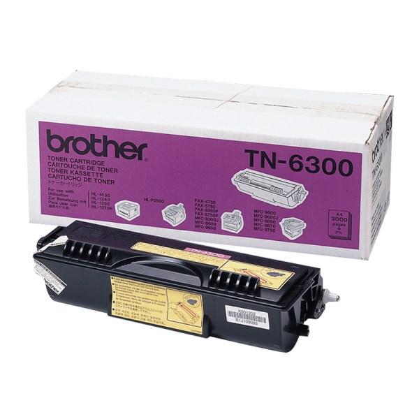 Заправка картриджа Brother TN-6300 в Москве