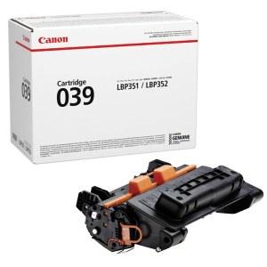 Заправка картриджа Canon 039 в Москве
