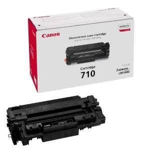 Заправка картриджа Canon 710 в Москве
