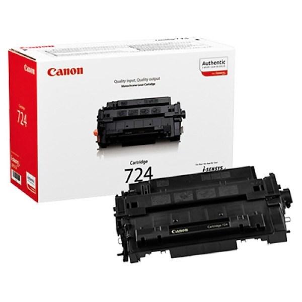 Заправка картриджа Canon 724 в Москве