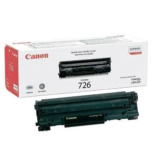 Заправка картриджа Canon 726 в Москве