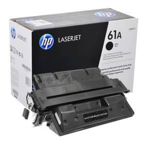 Заправка картриджа HP 61A (C8061A) в Москве