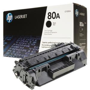 Заправка картриджа HP 80A (CF280A) в Москве