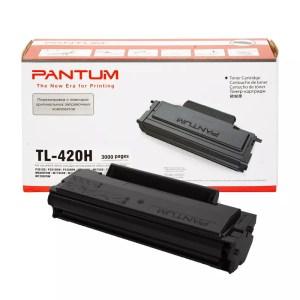 Заправка картриджа Pantum TL-420H заказать в Москве