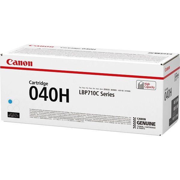 Заправка картриджа Canon 040H C в Москве