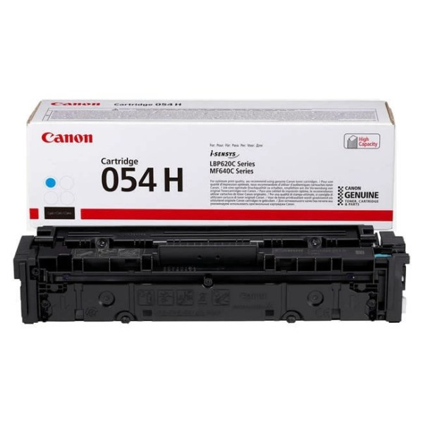 Заправка картриджа Canon 054H C в Москве
