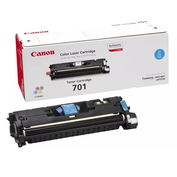Заправка картриджа Canon 701 Cyan заказать в Москве
