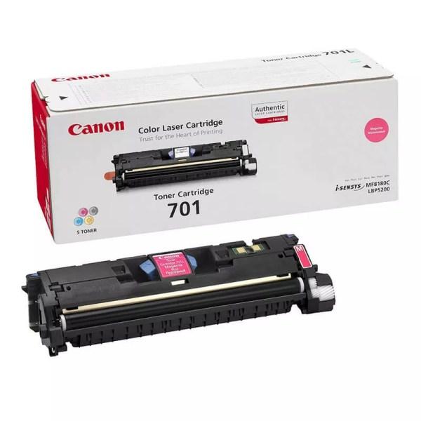 Заправка картриджа Canon 701 Magenta заказать в Москве