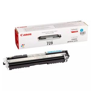Заправка картриджа Canon 729 Cyan заказать в Москве