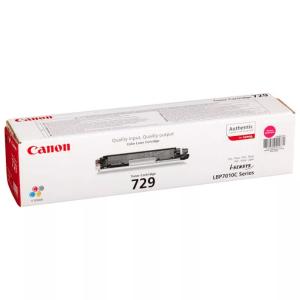 Заправка картриджа Canon 729M в Москве