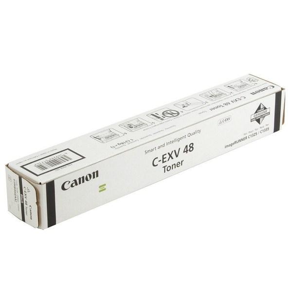 Заправка картриджа Canon C-EXV48 Bk в Москве