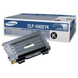 Заправка картриджа Samsung CLP-500D7K в Москве