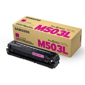 Заправка картриджа Samsung CLT-M503L в Москве