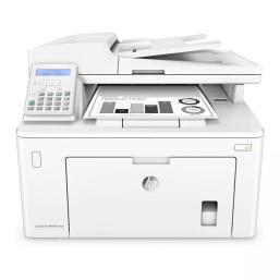 Заправка HP LaserJet Pro MFP M227