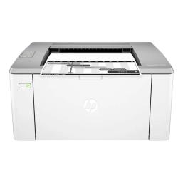 заправка HP LaserJet Ultra M106w