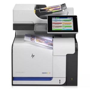 Заправка HP LaserJet Pro 500 color MFP M575