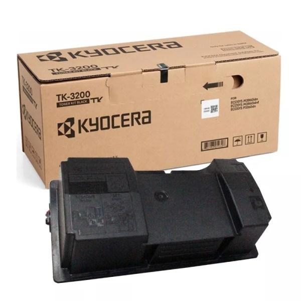 Заправка картриджа Kyocera TK-3200 в Москве